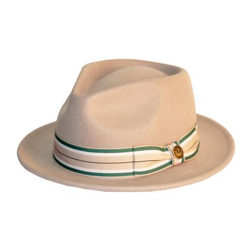 Шляпа Mr.Paxton (серый)