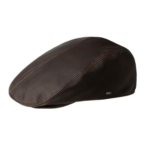 Кепка HALLAM (темно-коричневый)