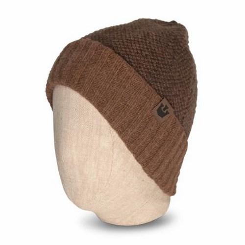 Шапка  арт. 107-5661 (коричневый)