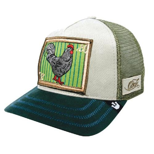 Бейсболка  арт. 101-4281 (зеленый)