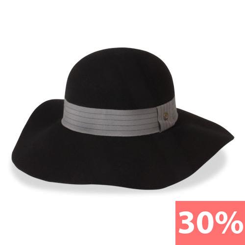 Шляпа Coco L 59см (черный)
