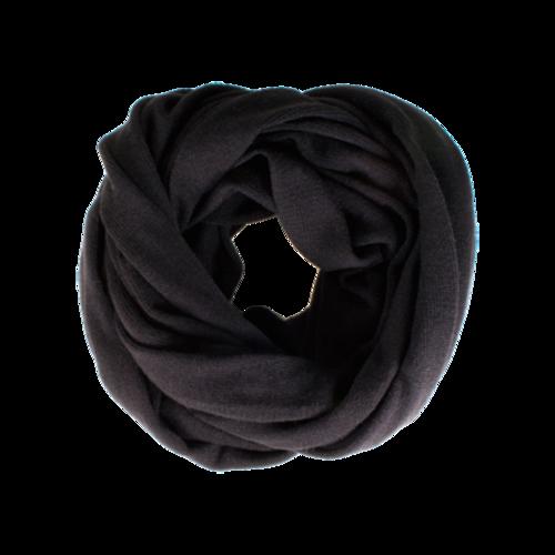 Шарф  арт. 120-3211 (черный)