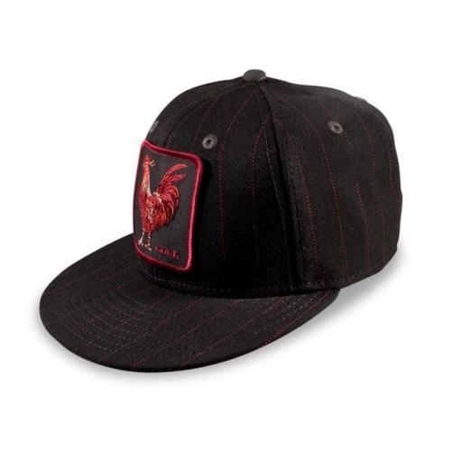 Бейсболка Red Rooster (черный)
